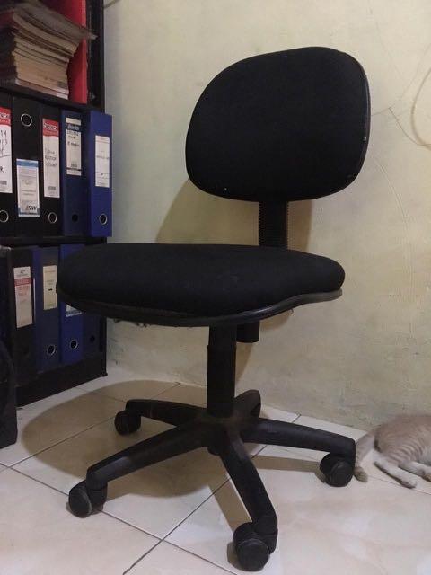 Kursi Kantor second
