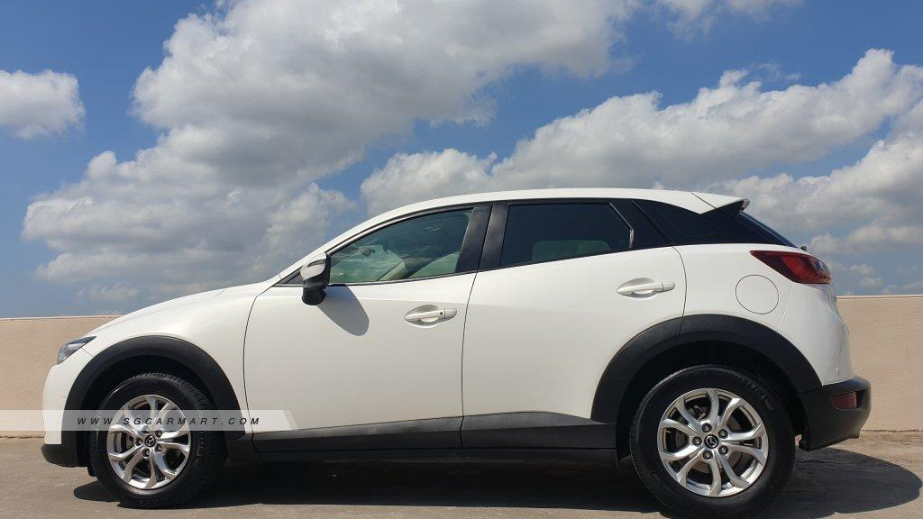 MAZDA CX-3 SKYACTIV-G 2.0 6AT 2WD