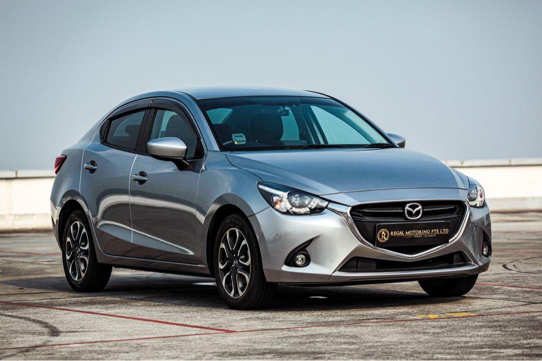 Mazda 2 1.5 Sedan Deluxe (A)
