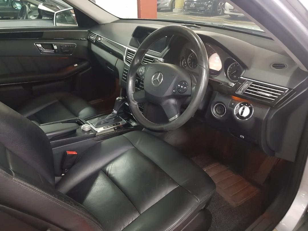 Mercedes-Benz E250 CGI Avantgarde Auto