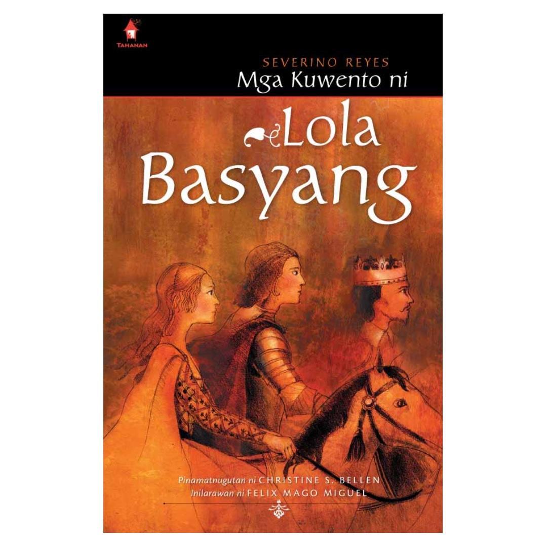 Mga Kuwento ni Lola Basyang Volume 1   Filipino   Tahanan Books   Children's Book
