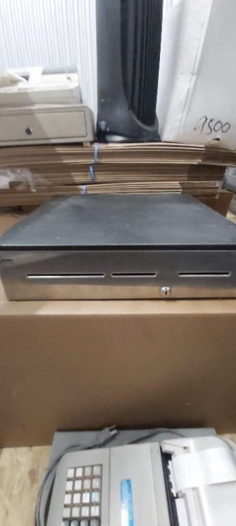 MMF Cash Drawer Open With Electric Adapter Or Arrange A Key On Your Own