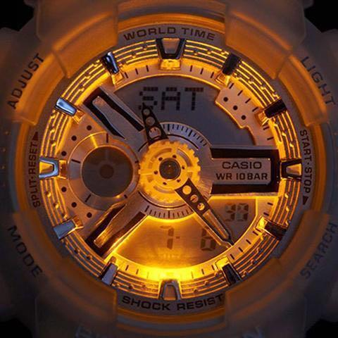 NEW🌟BABYG UNISEX SPORTS WATCH : 100% ORIGINAL AUTHENTIC CASIO BABY-G-SHOCK ( GSHOCK ) : BA-110-7A1DR / BA-110-7A1 / BA-110-1A / BA-110-1ADR