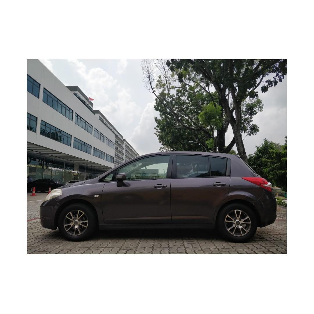 Nissan Latio Hatchback - @97396107 IMMEDIATE COLLECTION @97396107