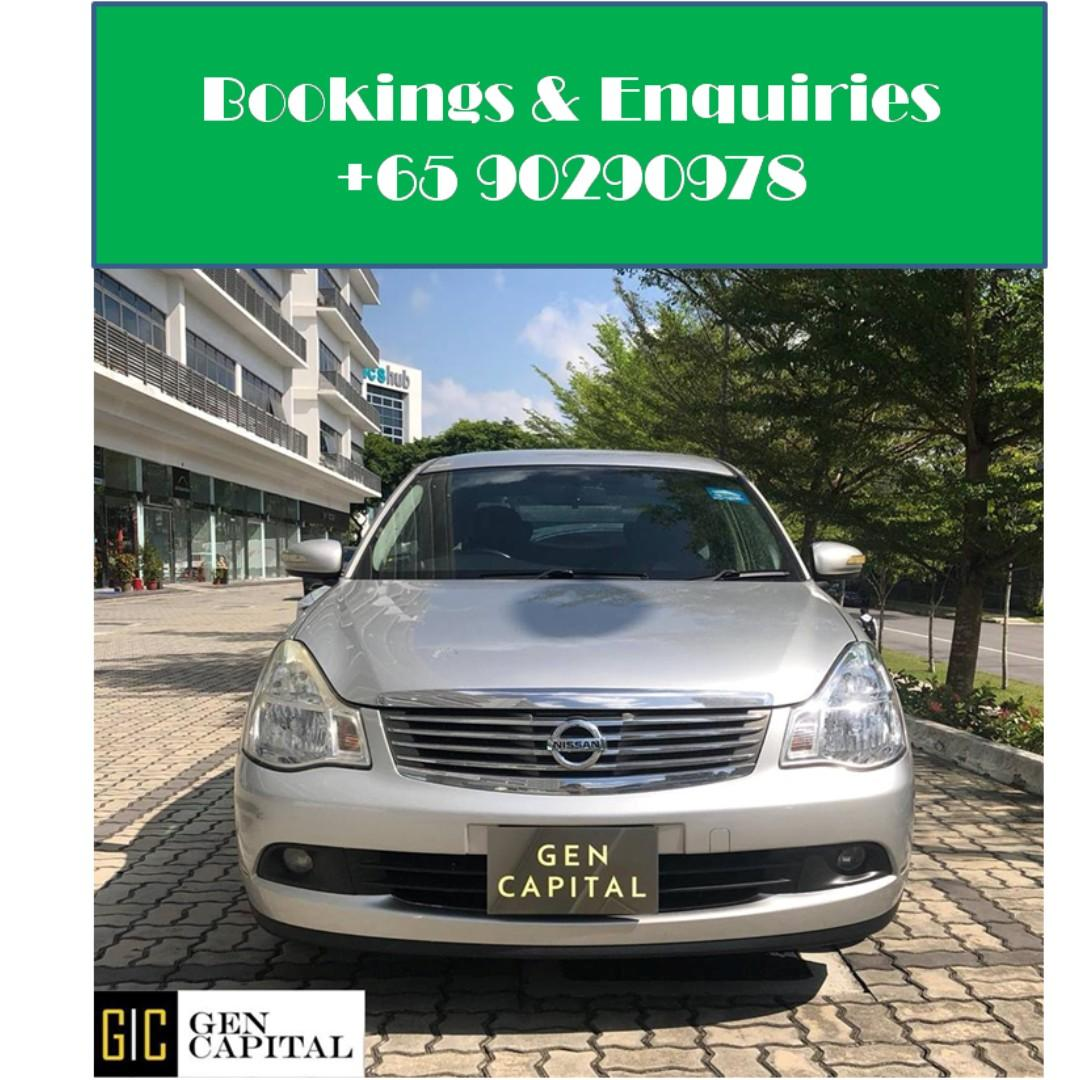 Nissan Sylphy - Immediate availability! $500 and take it away!