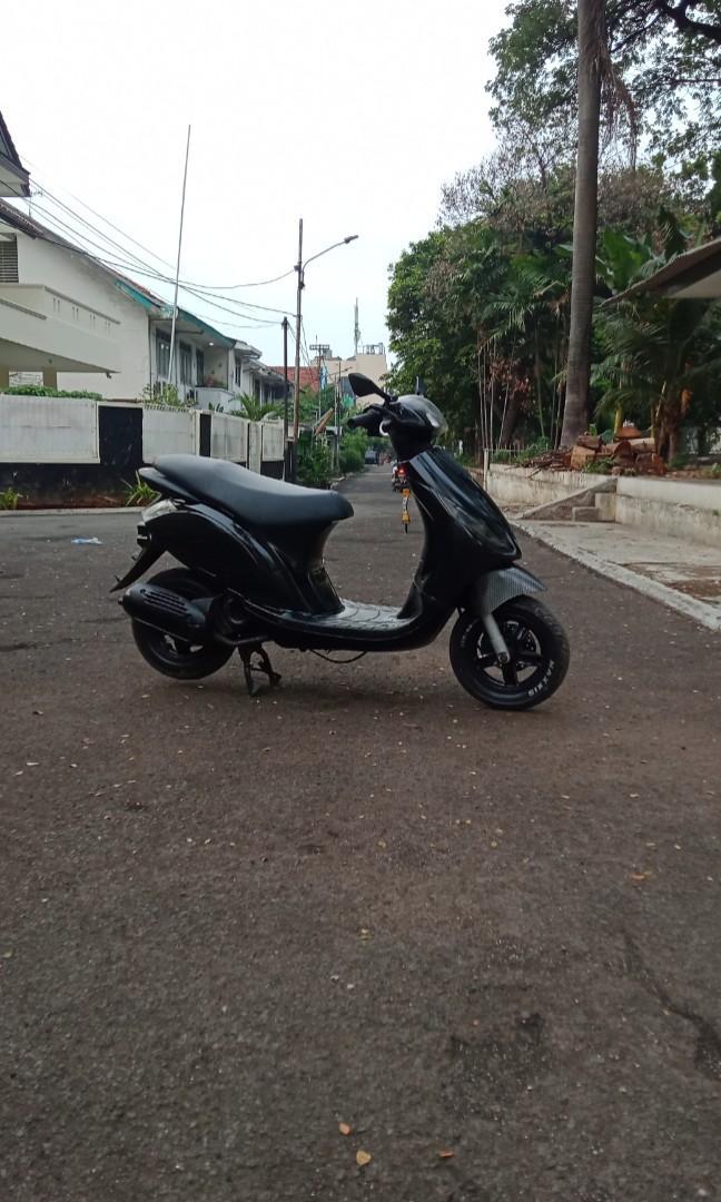 Piaggio zip 100cc 2011 TERMURAH