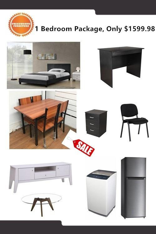 SAVE MONEY DEALS!! One Bedroom Package! Black Friday & Christmas sale! Limited Stock
