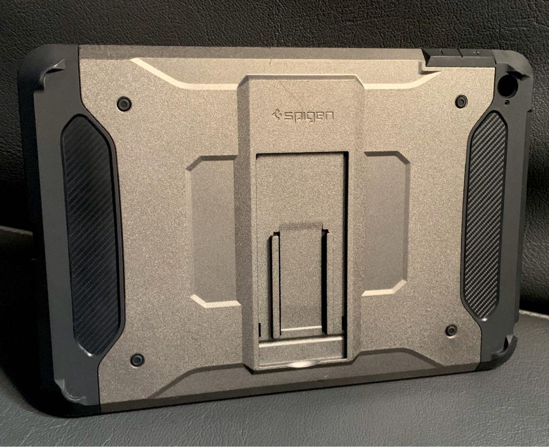 SECOND ORIGINAL - Spigen Tough Armor iPad Mini 4