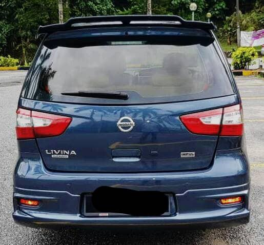 SEWA BELI>>NISSAN GRAND LIVINA 1.8(A) IMPUL LEATHER SEAT 2014