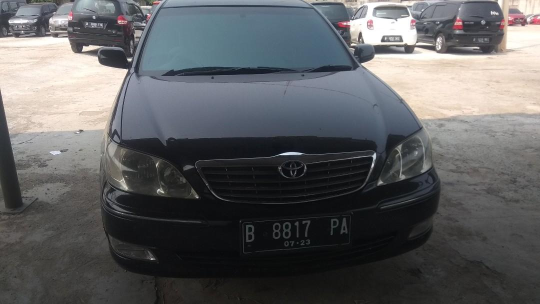 Toyota Camry G AT