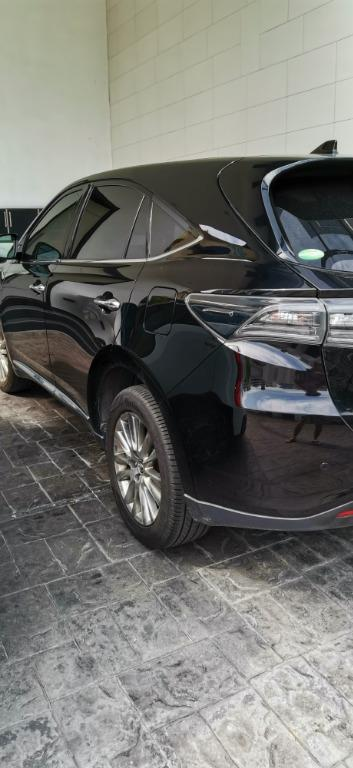Toyota Harrier 2014 2.0 PREMIUM For Sale (Comes with Single Digit Car Plate)
