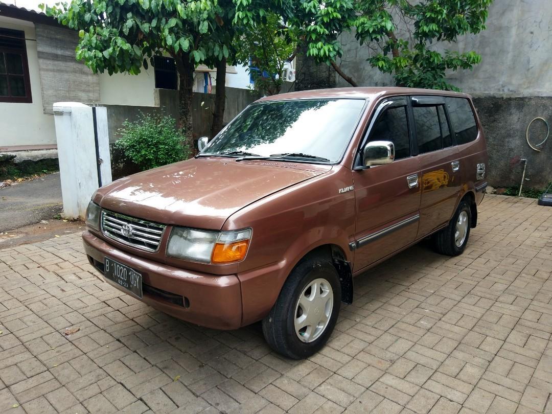 Toyota Kijang 1.8 LGX Matic Tahun 1999 Pajak Panjang