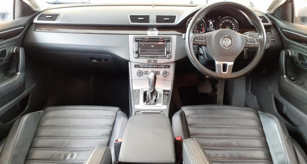 VOLKSWAGEN CC 1.8 (A) TSI TRUBO SPORT EDITION !! CBU !! FULLY IMPORT NEW CAR !! 5 SEATERS !! NEW FACELIFT !! PREMIUM HIGH SPECS !! ( WXX 8048 ) 1 CAREFUL OWNER !!