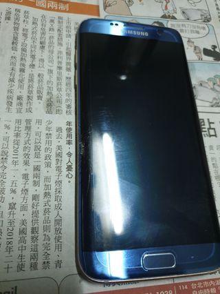 三星S7 64G 湖水藍