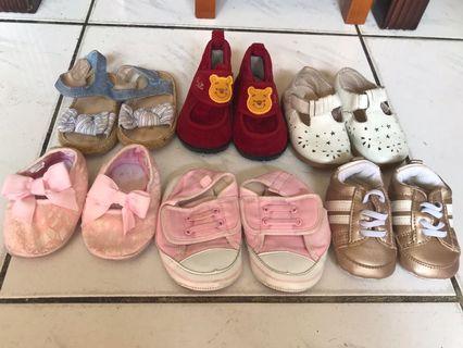 女嬰幼兒鞋子 學步鞋