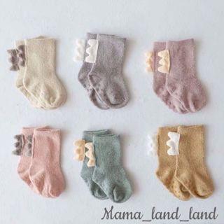 🎉🎉 🦖 Dinosaur 🦖 baby cotton socks 🧦