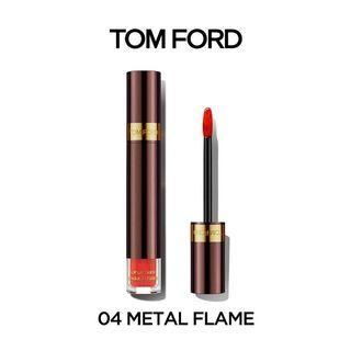 二手_TOM FORD _ LIQUID METAL LIP LACQUER 吻我唇粹 液態金屬鏡光唇彩/唇釉 04