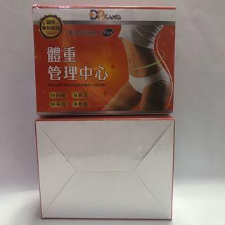 DR. Kang 台安醫院糠醫師體重管理中心黃金強效配方 14分包/盒