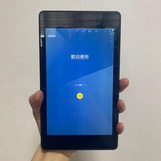 華碩ASUS nexus第二代 7吋 平板 狀況好 16G google