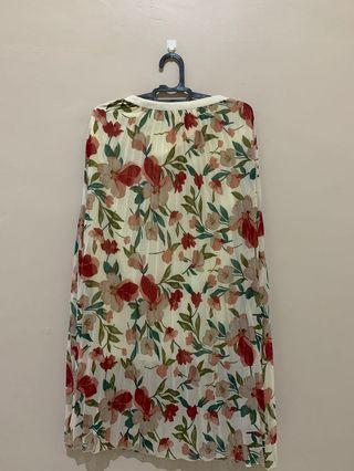 Rok pleats motif by Women Wear