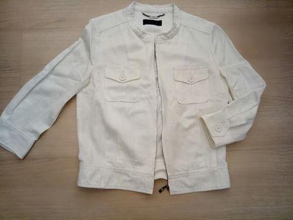 ICB白外套