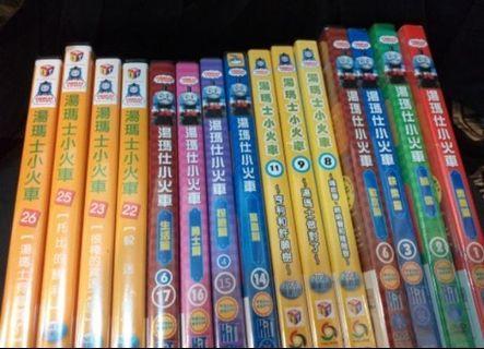 湯瑪士小火車 DVD