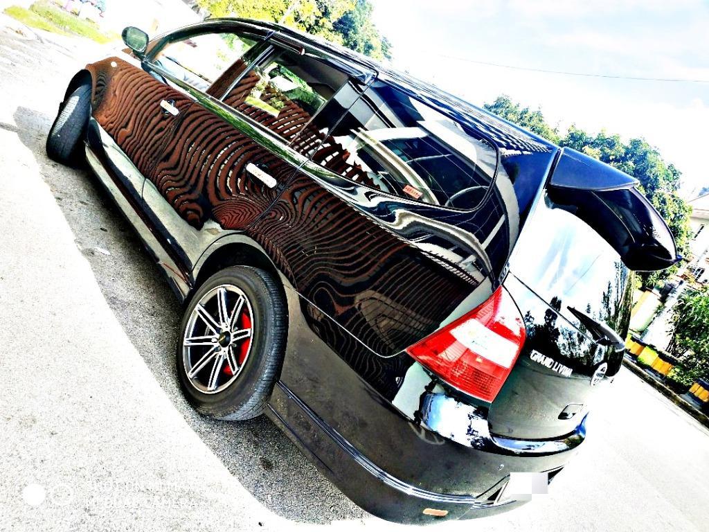 2008 Nissan Grand Livina 1.8 Auto LOan Kedai Pasti Lulus