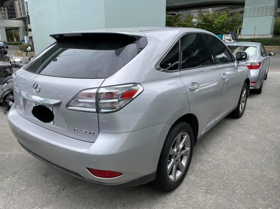 2010 RX350