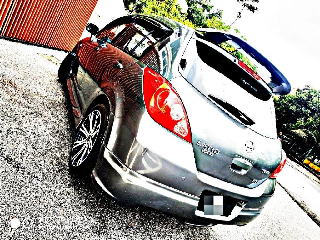 2011 Nissan Latio Sport HB 1.6 Auto LOan Kedai Pasti Lulus