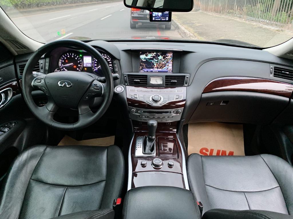 正2016年,最新款Infiniti Q70 2.5 旗艦型頂級款