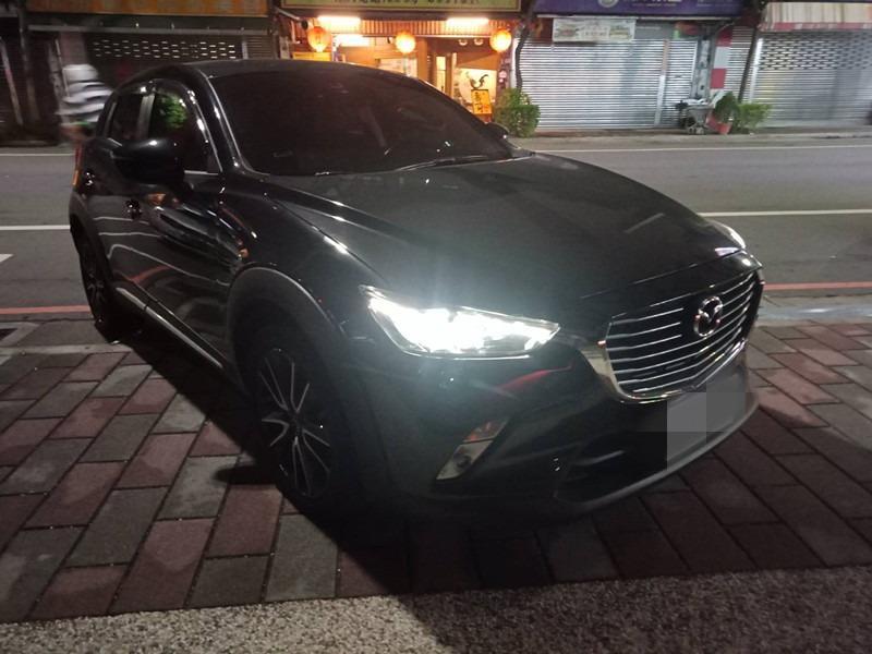 2017   CX-3   黑