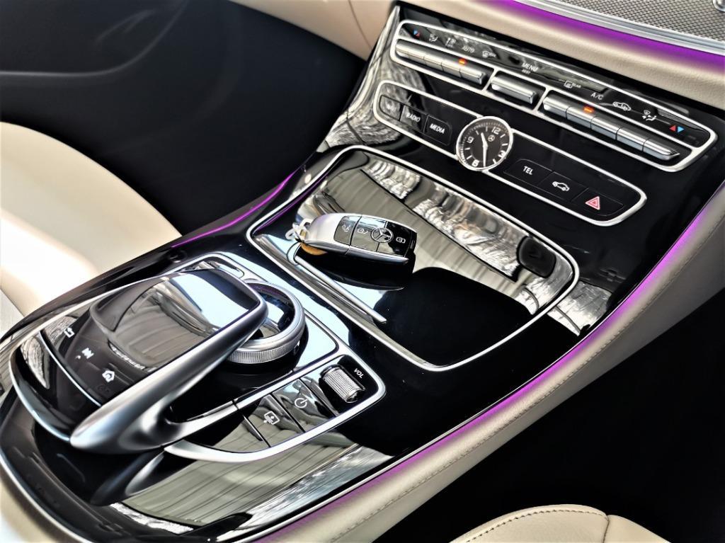 2017 Mercedes-Benz E200 2.0 Avantgarde Sedan[170KM ONLY][LIKE NEW][TIPTOP][UNDER WARRANTY][FULL SERVICE RECORD]