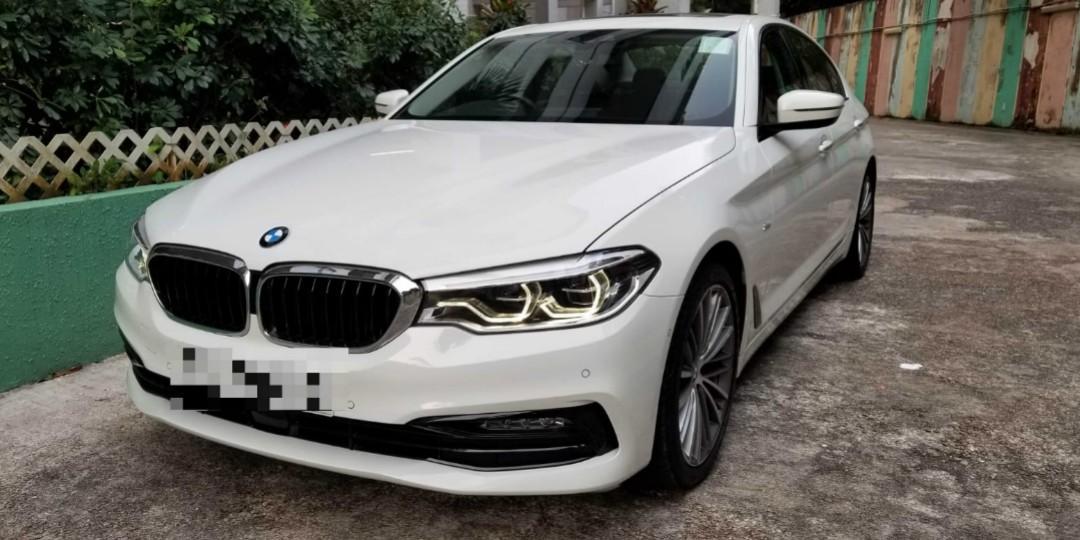 2018 BMW 520IA Sport