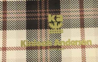 專櫃正品 金安德森(Kinloch Anderson) 紙袋 免運
