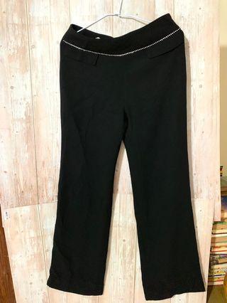西裝褲 全長90 腰寬平放37-39