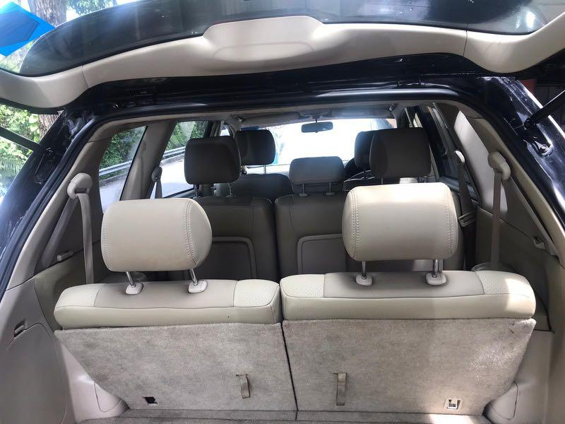 7 seater ... $188 for weekend special