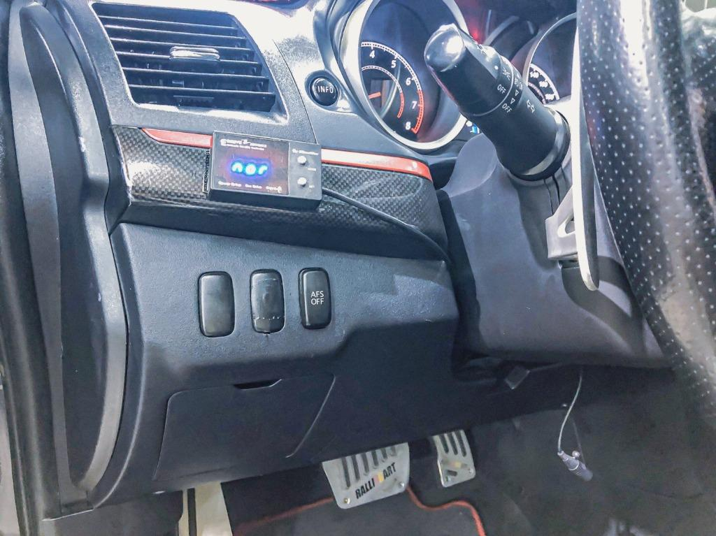 新款 Mitsubishi Lancer Fortis 2.0IO競速頂級版