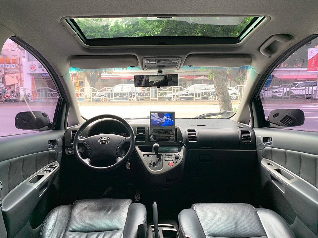 豐田 WISH 頂級G版 雙天窗 電動椅 影音 快撥鍵 七人座