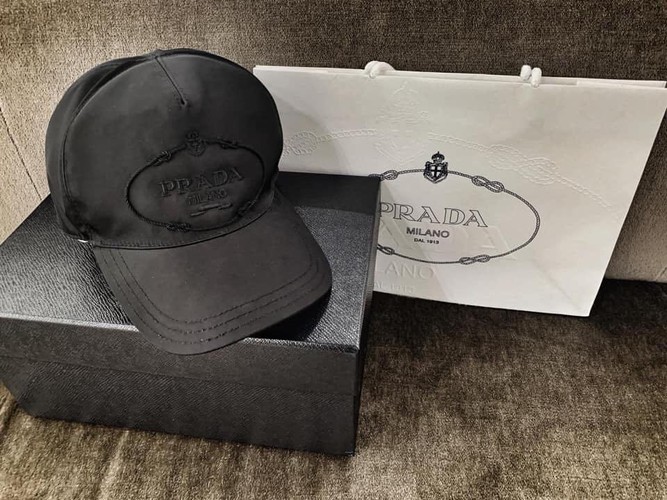 Authentic Prada cap for sale