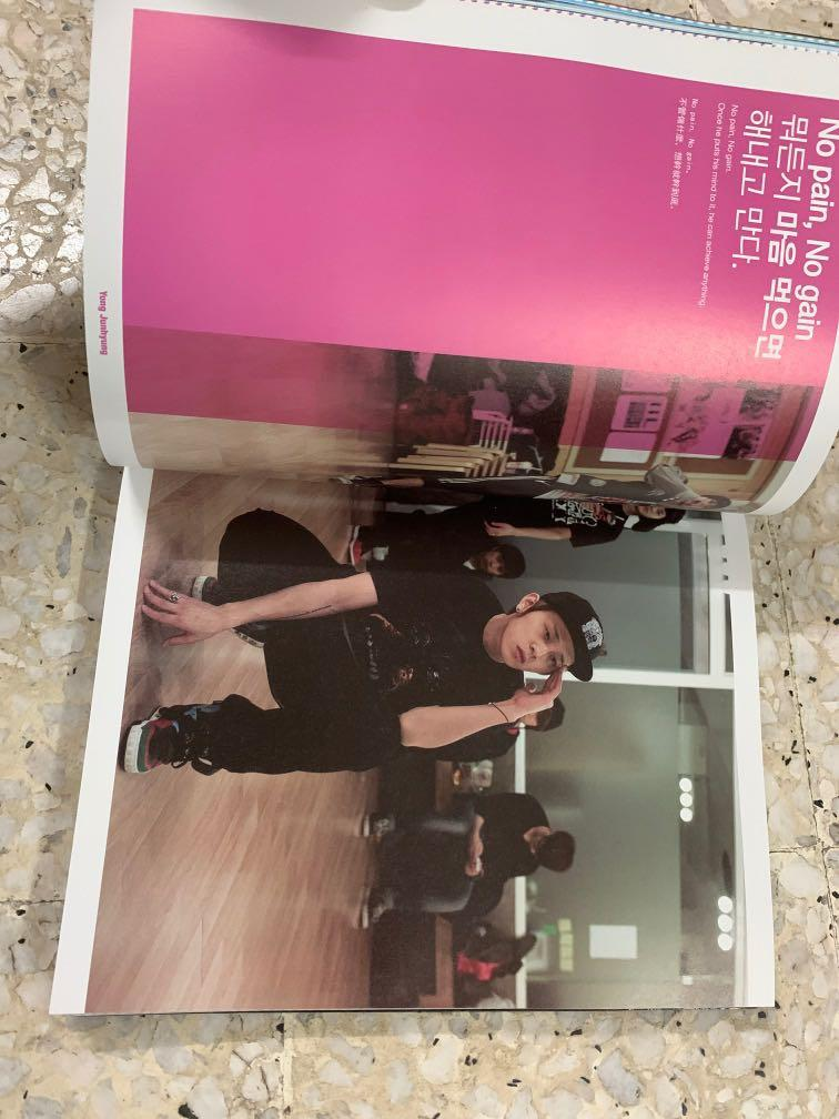BEAST/비스트/HIGHLIGHT - The Beautiful Show in Seoul Making Book