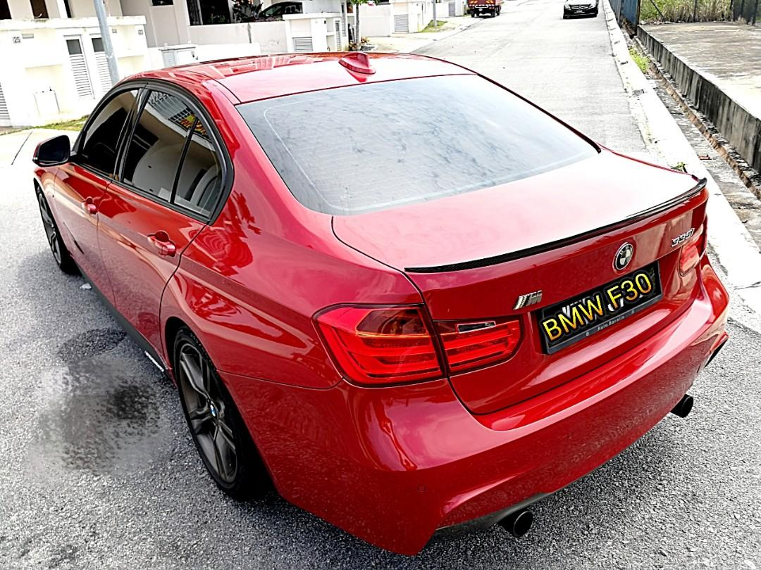 BMW F30 335i Sport(A) Rm116, 800 Year End Promotion