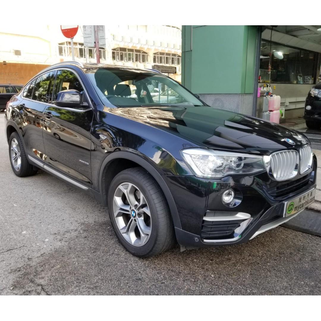 BMW X4 XDRIVE28I XLINE 2014