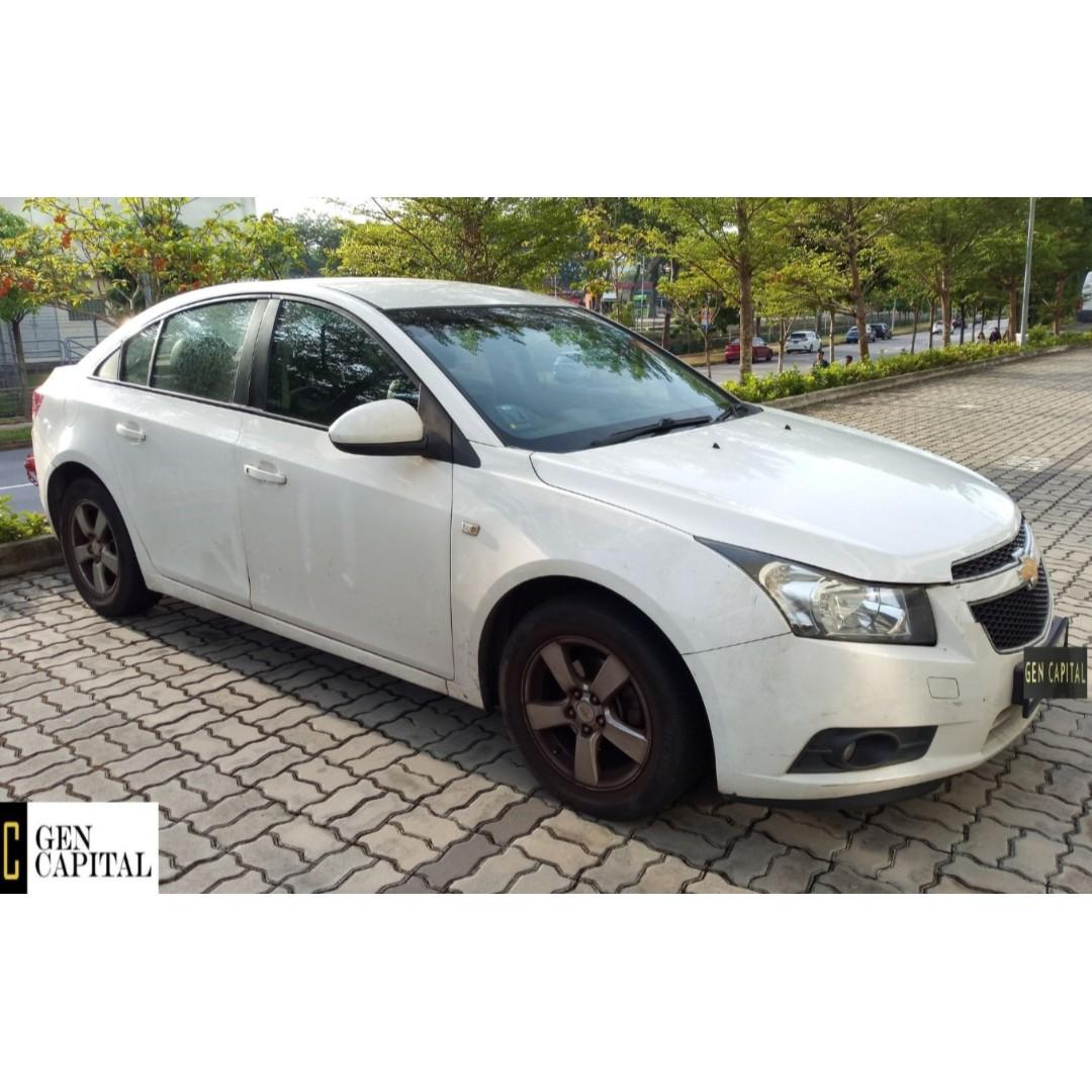 Chevrolet Cruze 1.5A - $500 and leave with the car! Whatsapp 90290978!