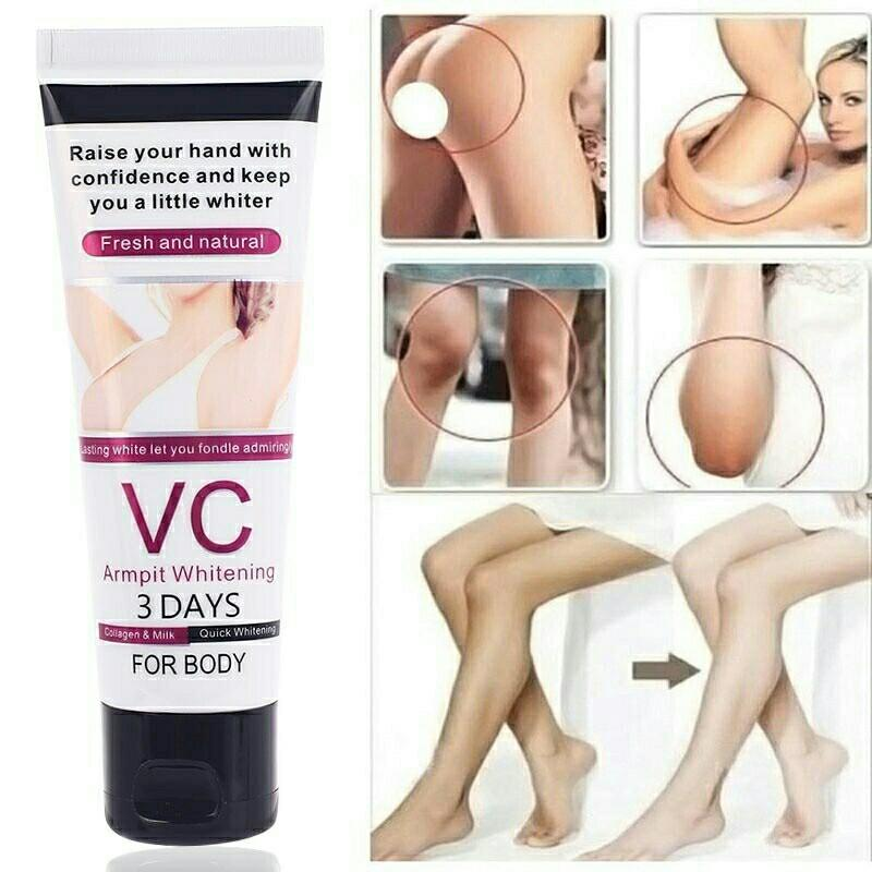 Effective Whitening Armpit Leg Knee Body Moisturizer Repair Cream ⛤Limited⛤