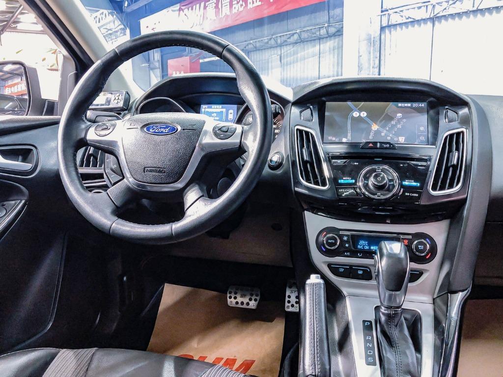五門掀背Ford Focus 2.0TDCI 頂級柴油S版