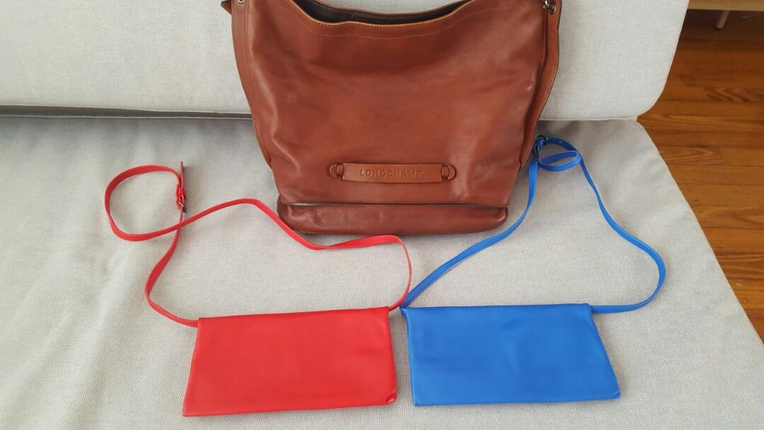 French collection-Longchamp paired with Isaac Reina
