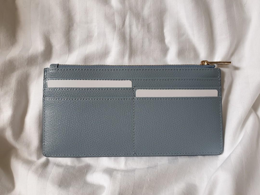 Furla Brand New Astrid Credit Card Case (Avio Light G)