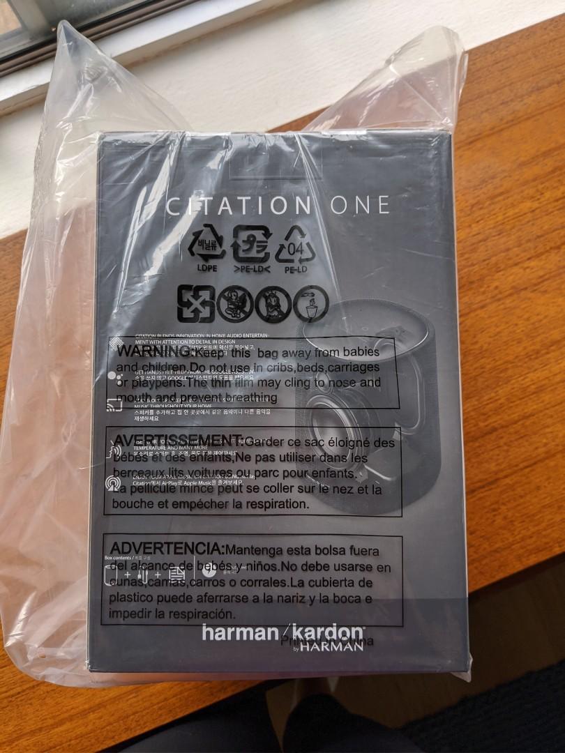Harman Kardon Citation One Bluetooth speaker with Google Assistant
