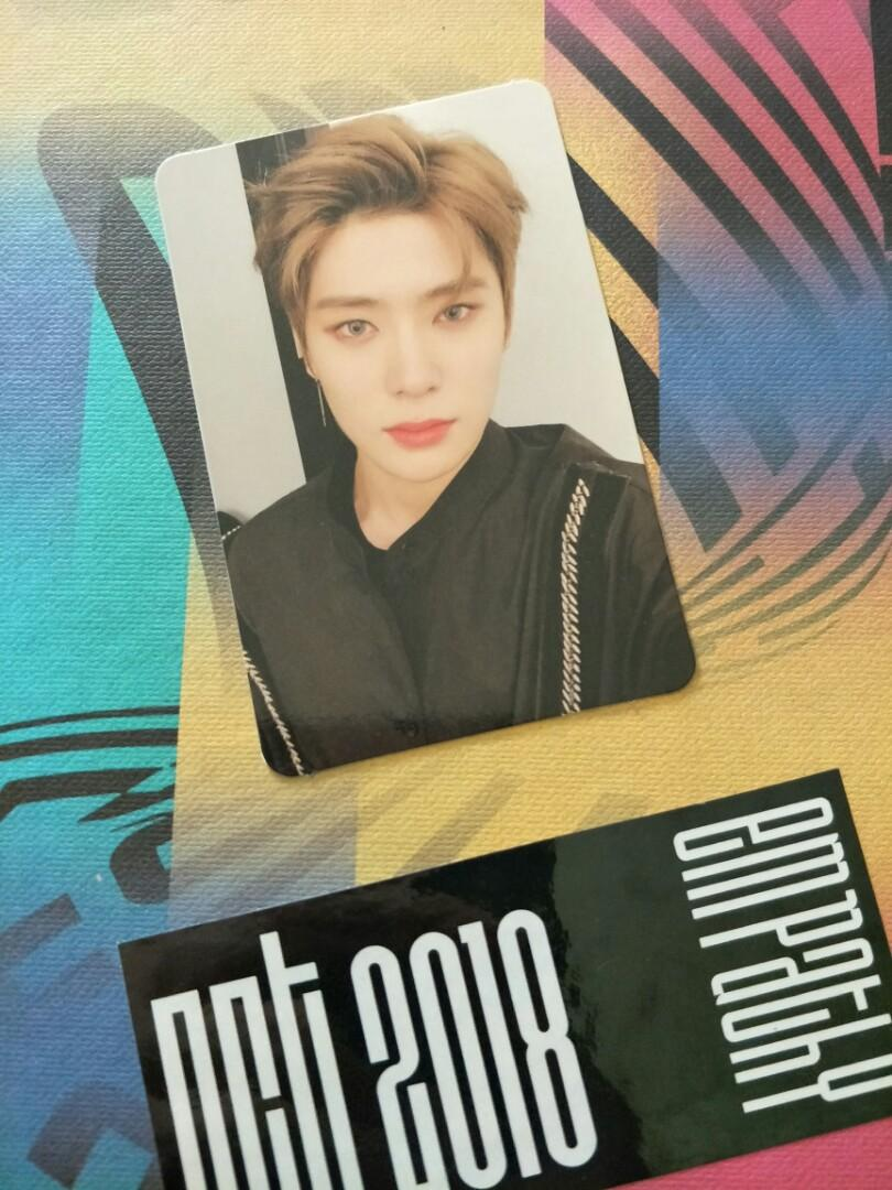 Hii, i want to trade for nct photocard as shown. It would be better if its the same version photocard :)) meet up location will be changed to wherever that is convenient.