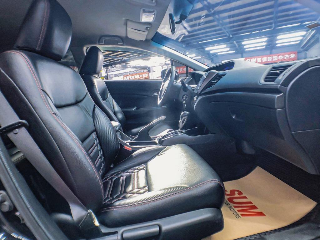 最新款Honda Civic1.8 K14精裝版